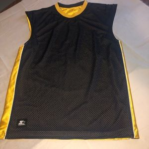 Vintage Reversable XLarge Starter Basketball Jerse